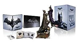 【Amazon.co.jp限定】数量限定 バットマン:アーカム・ビギンズ コレクターズ・エディション (バットマン フィギュア&メタルパック&DLCコード3種 他同梱)