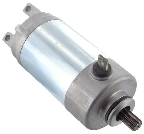 Discount Starter & Alternator 18755N Yamaha YFA1 Breeze YFM125 Grizzly Replacement Starter