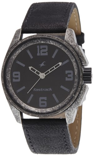 Fastrack-Metalhead-Analog-Black-Dial-Mens-Watch-3089SL09