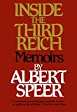 Inside the Third Reich: Memoirs (0684829495) by Speer, Albert