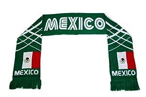 Buy World Cup Soccer Mexico Scarf by Rhinox