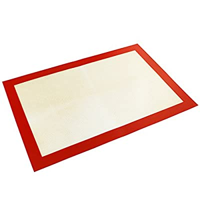 Fu Store Silicone Baking Mat Sheets - Non Stick Cookie Sheets Professional Grade