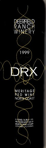1999 Deerfield Ranch Winery Blend - Red Sonoma County 750 Ml