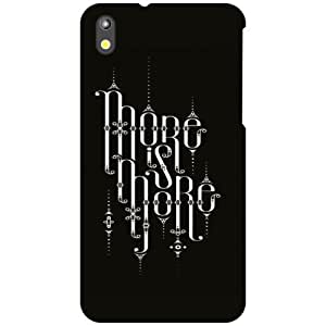HTC Desire 816G Back Cover - Its Here Designer Cases