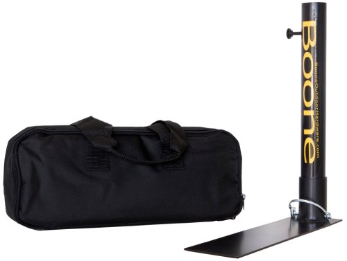 Boone Outdoor Under Da Tire Flag Pole Stand And Case