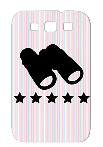 Shock Absorption Fernglas Best R1Ai Case For Sumsang Galaxy S3 Look Symbols Shapes Binoculars Lupe I Zoom Haters Cool You See Dont Black