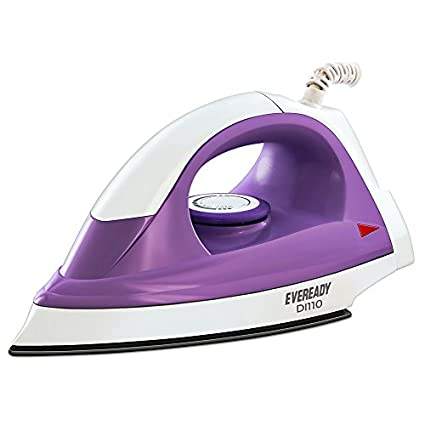 Eveready DI-110 1000W Dry Iron Image