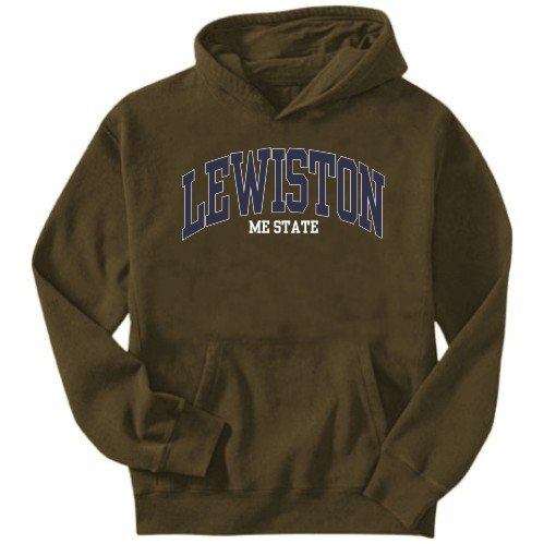 Lewiston ME Sweatshirt
