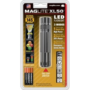 Maglite Xl50 Led 3-Cell Gray
