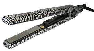 Cortex Solo 450 Titanium Hair Straightener, Zebra