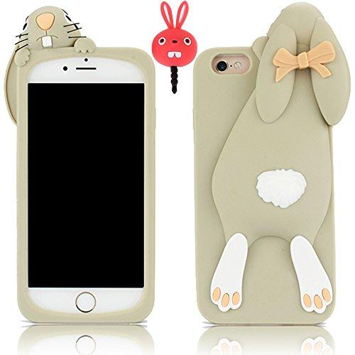 vandot-2et1-mode-bande-dessinee-3d-rabbit-lapin-gris-buck-dents-de-silicone-souple-coque-case-cover-