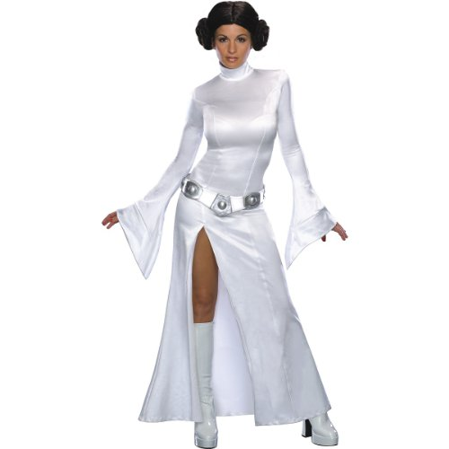 Star Wars Sexy Princess Leia Adult Costume - X-Small - Adult Costumes