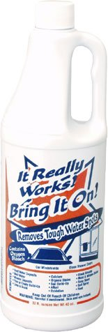 Bring It On Cleaner Water Spot Remover For Tough Water Stains 32 Fl Oz