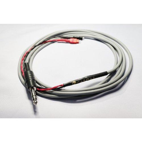 国内正規品 Cardas Audio Sennheiser ヘッドホン交換用アップグレード・ケーブル HD600/HD650/HD580/HD25-1 II 対応
