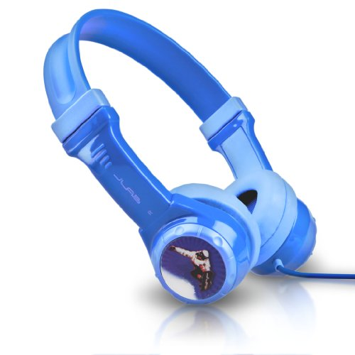 Jlab Jbuddies Kids Volume Limiting Headphones - Blue