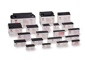 Yuasa Maintenance Free Battery - YTX9-BS YUAM329BS