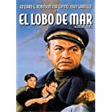 The Sea Wolf (El Lobo De Mar) Spanish import, plays in Englishby Edward G. Robinson