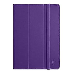 Belkin TriFold Cover / Case for iPad Air (Purple) by Belkin