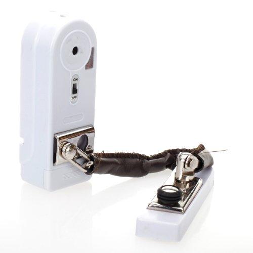 Home Security Door Alarm Chain Lock Guard front-770146