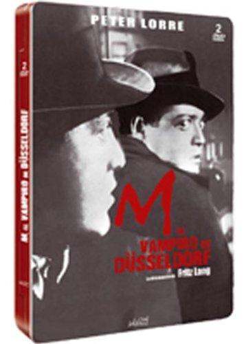 M, El Vampiro De Dusseldorf [DVD]
