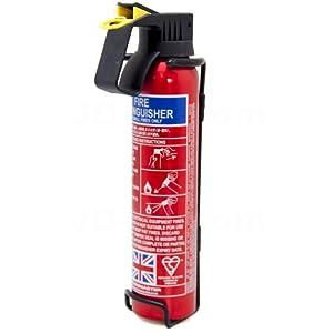Eurax EX01201 Fire Extinguisher