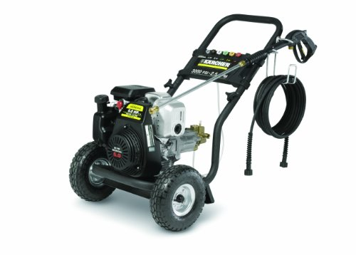 Shark Rg-253037 3,000 Psi 2.5 Gpm Honda Gas Powered Residential Series Pressure Washer