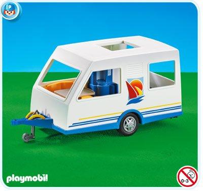 Caravan (Camper Playmobil compare prices)