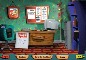 Hot Dog Stand: The Works Singl