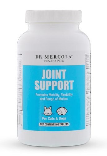 Dr-Mercola-Joint-Support-For-Pets-60-Chewable-Tablets-With-7-Active-Ingredients-Promotes-MobilityFlexibilityRange-of-Motion-Premium-Pet-Supplement