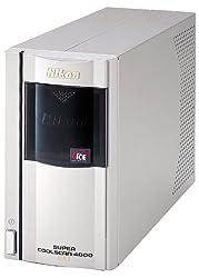 Nikon Super Coolscan 4000 ED Film Scanner