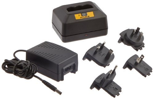Fluke BC7217 120 Battery Charger for 6KD43, 6KD44 and 6KD45 Process Calibrators