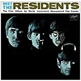 Meet The Residents by Residents [Music CD]