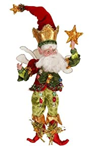 "Mark Roberts Collectible Christmas Wishes Fairy - Small 10"" #51-27868"