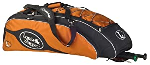 Louisville Slugger LS Omaha Equipment Bag (Orange)