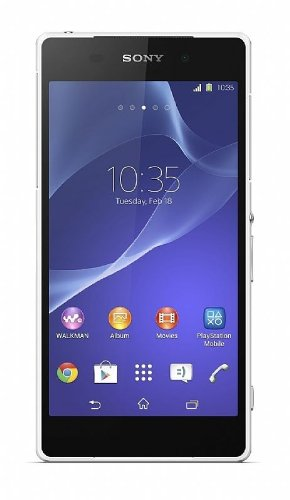 Sony-Xperia-Z2-3G-20MP-16GB-KitKat-Factory-Unlocked-World-Mobile-Phone-White