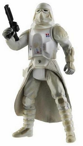 Star Wars - The Saga Collection - Basic Figure - Snowtrooper