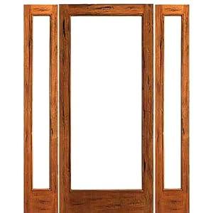 French door rustic 1 lite ext 1 2 aaw doors inc for 1 lite french door