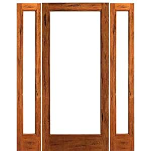 French Door Rustic 1 Lite Ext 1 2 Aaw Doors Inc