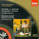 Great Recordings Of The Century - Hummel, L. Mozart, Telemann, Vivaldi: Trumpet Concertos / Andre, Karajan