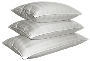 Blue Ridge Home Fashions, Inc Damask 310 Thread Count Down Pillow, White at Sears.com