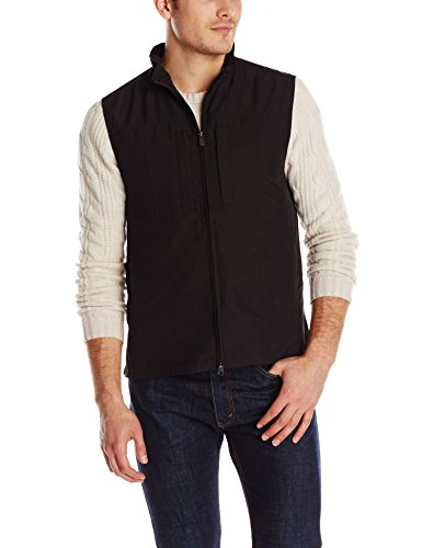 SCOTTeVEST Men's RFID Travel Vest, Black