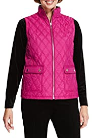 Quilted & Padded Gilet with Stormwear� [T58-2219-S]