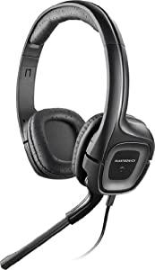 Plantronics Multimedia Headset for Music, Gaming, Voice - .AUDIO 355