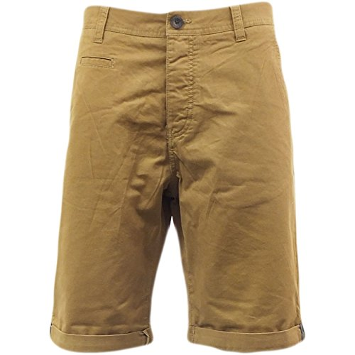 Tokyo Laundry Men's Shorts Chino Short Summer Ludovic S - W32 Tan