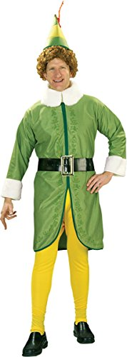 Morris Costumes Men's Buddy The Elf Costume, Standard