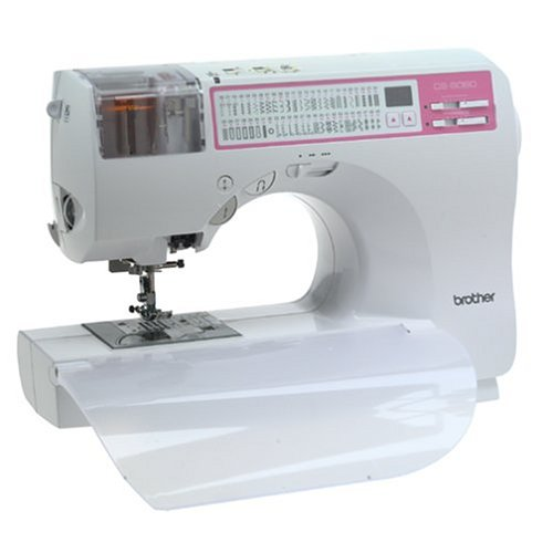 Brother CS8060 70-Stitch Function Computerized Free Arm Sewing Machine
