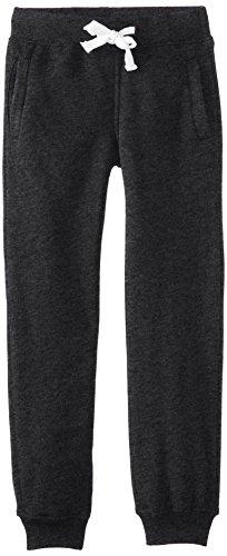 Southpole Boys' Big Active Basic Jogger Fleece Pants, Heathe