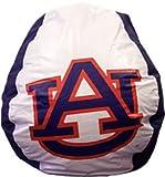 Bean Bag - Auburn - Navy / White