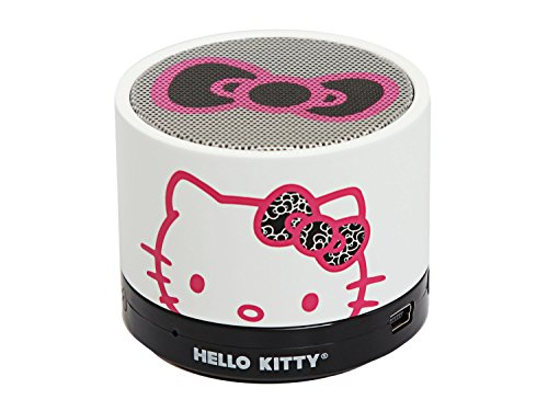 hello kitty 37209r tru bluetooth speaker colors may vary electronics audio audio components. Black Bedroom Furniture Sets. Home Design Ideas