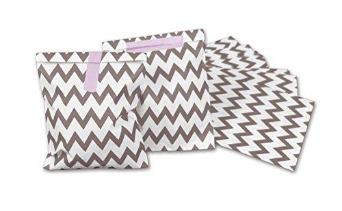 25-papiertuten-taupe-zacken-chevron-geschenktuten-candy-paper-bags
